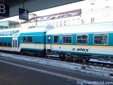 Fleischmann 731272 - Arriva Alex E-Loc-3_dtw