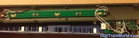 Dapol ND-112A Dummy with led board and Tams FD-R Basic