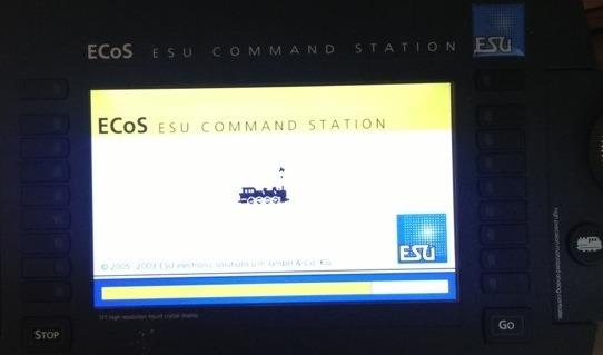 ESU ECoS II connectivity