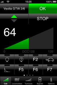 ESU ECoS II & TouchCab