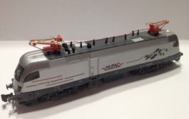 Hobbytrain Taurus full DCC (sound, lights, driver's cab lighting)