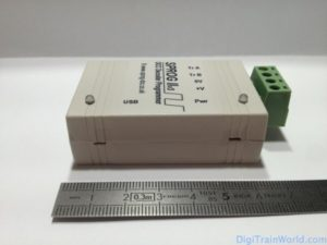 SPROG 2 DCC decoder programmer