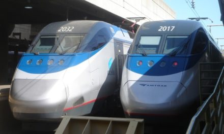 Are trains outdated?