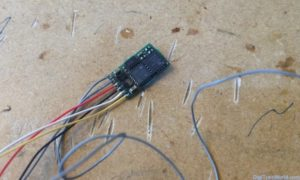Doehler & Haass FH05 with connected wires