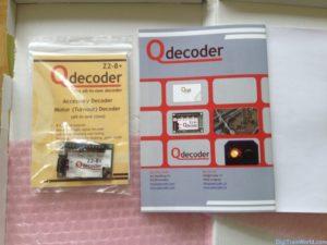 Décodeur Qdecoder Z2-8+: déballage
