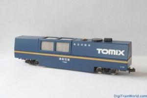 Tomix wagon nettoyeur échelle N