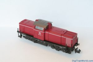 Fleischmann N - DB V100 DCC Conversion -