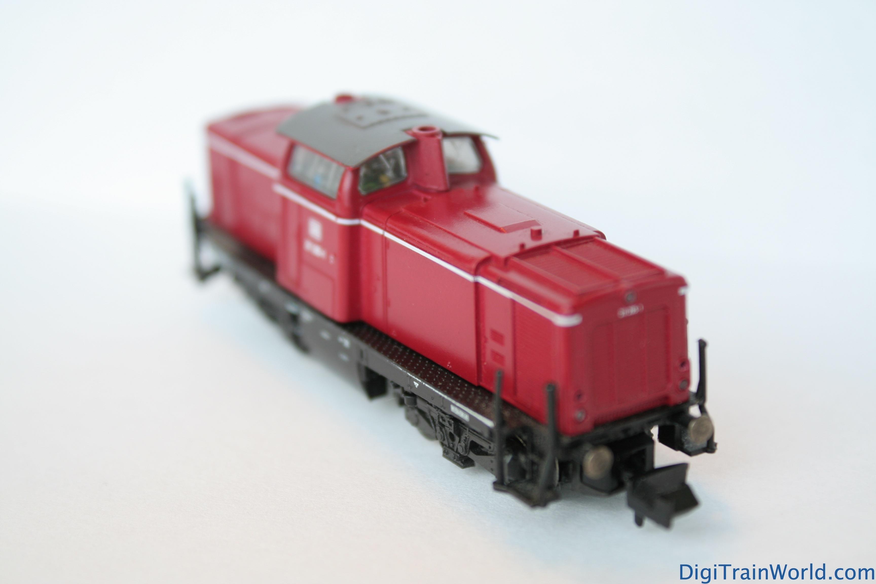 Fleischmann N - DB V100 DCC Conversion