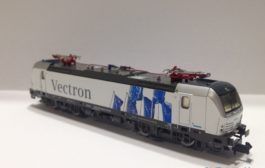 Hobbytrain Siemens Vectron with sound