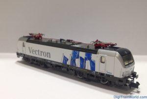 Hobbytrain 2962 - Siemens Vectron Europa (train miniature échelle N)