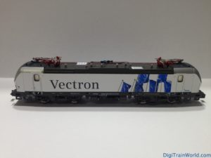 Hobbytrain 2962 - Siemens Vectron Europa (N Scale model)