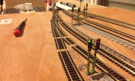 Rebuilding the main station