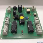 LDT S-DEC-4-DC switch DCC decoder (electronic board)