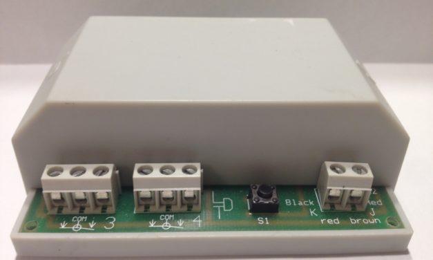 LDT accessory decoders SA-DEC-4-DC & S-DEC-4-DC