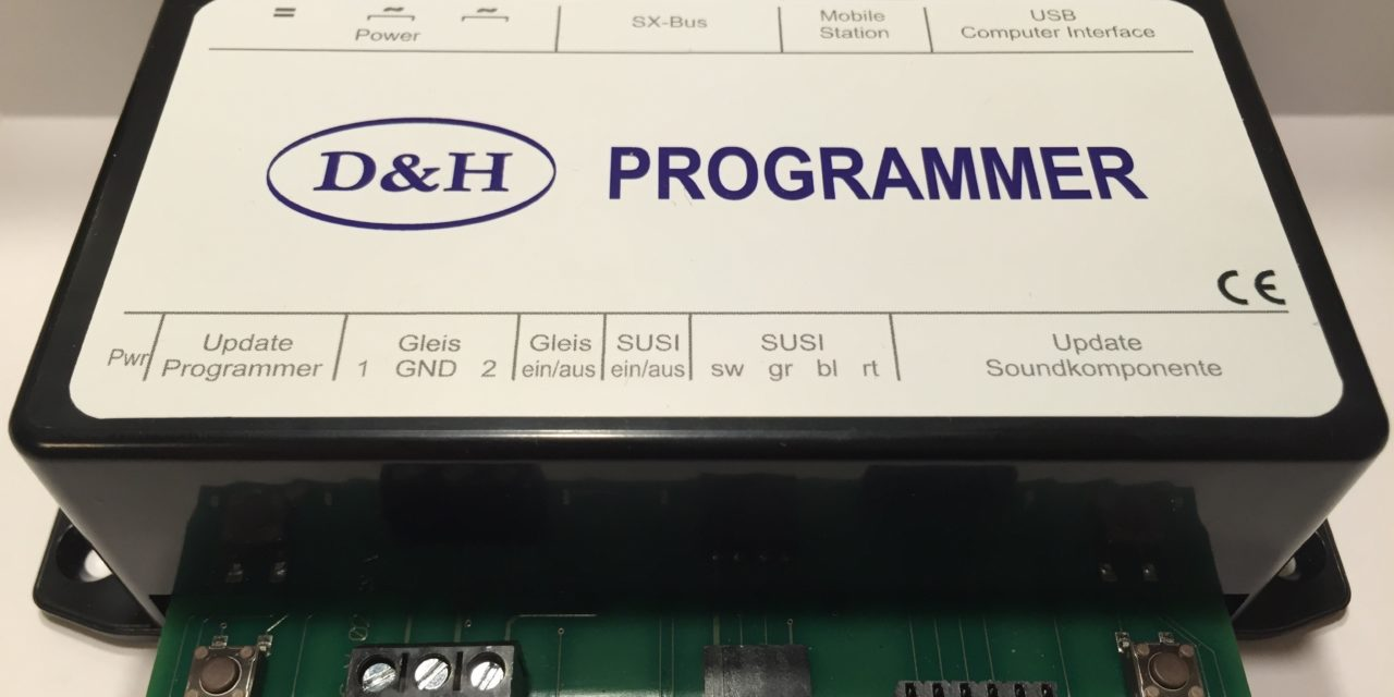 Doehler & Haass Programmer review