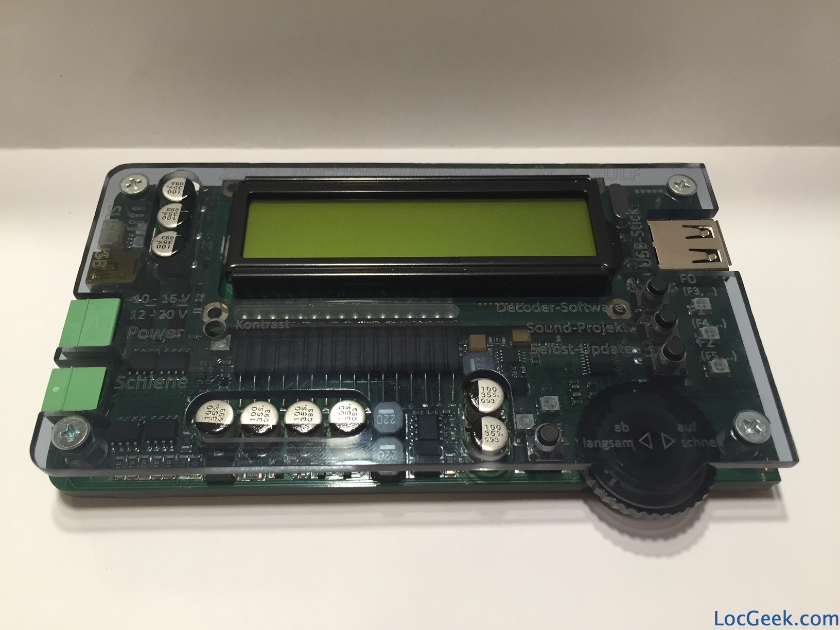 Zimo MXULFA decoder programmer review