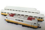 Arnold N Lufthansa Airport Express (added sound)