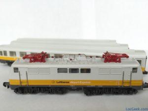 Arnold 0180 Lufthansa Airport Express