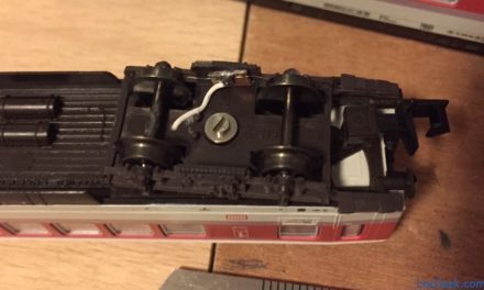 Better power feeders for N scale coaches