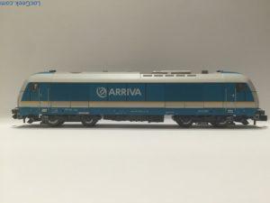 Fleischmann 726007 - Arriva BR223 Alex (Side 2)