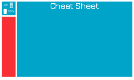 Digital Protocols in a nutshell (introducing Cheat Sheets)