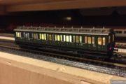 Old Arnold ES88 railcar DCC conversion