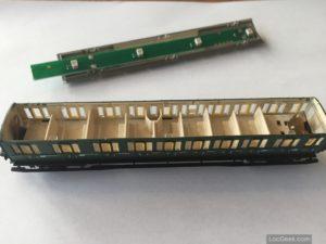 Arnold ES88 DCC conversion