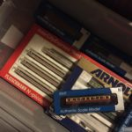 How to store model trains elegantly