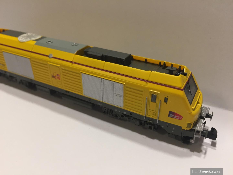 RockyRail RR675085 - SNCF BB75000 Prima Infra