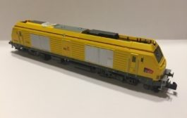 Unboxing: SNCF BB75000 Prima Infra (Rocky Rail N scale)